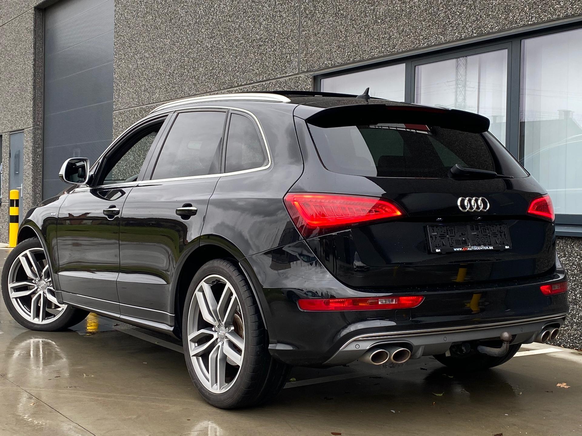 Audi SQ5 3.0 TDi