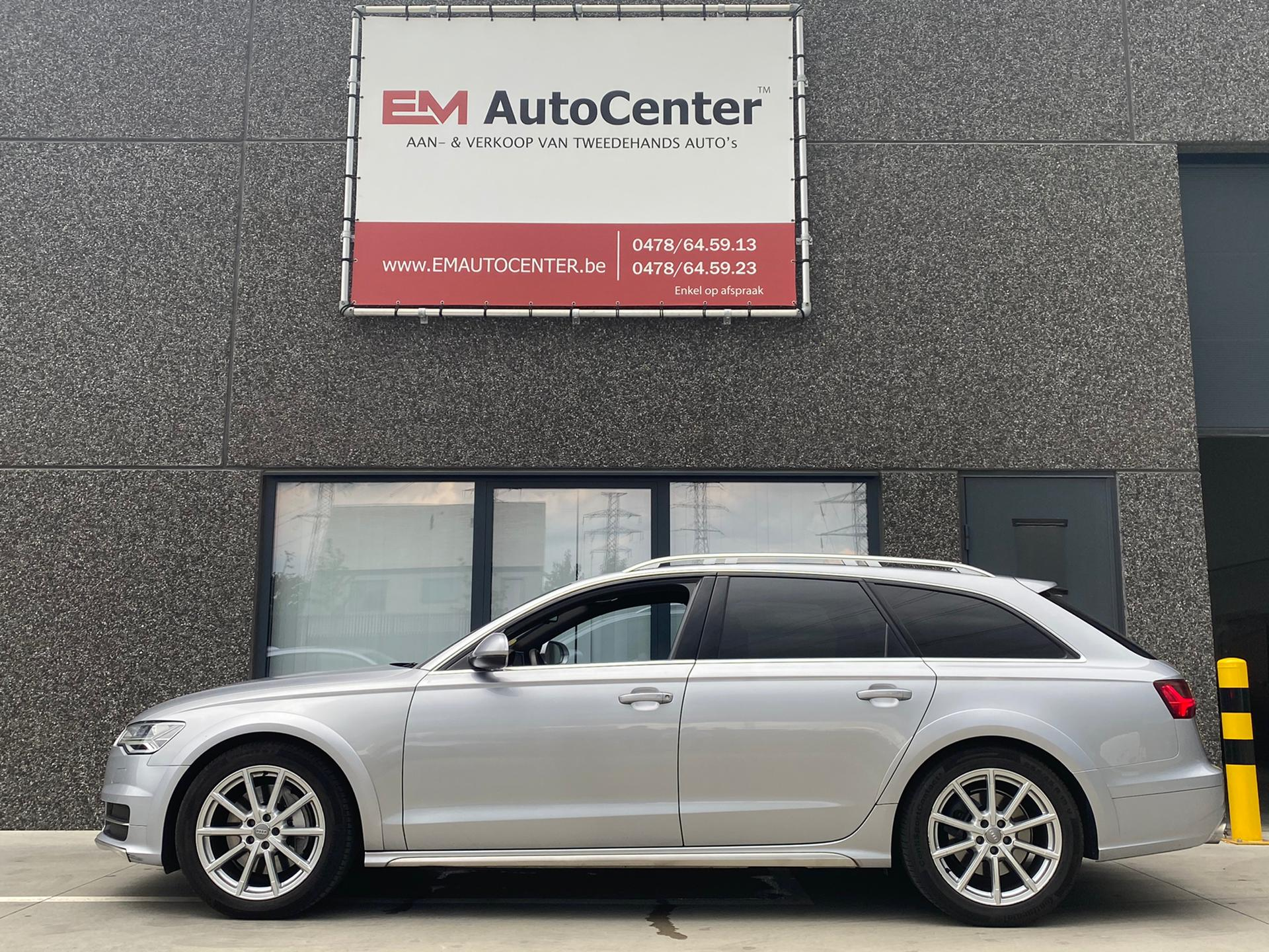 Audi A6 Allroad Exclusive