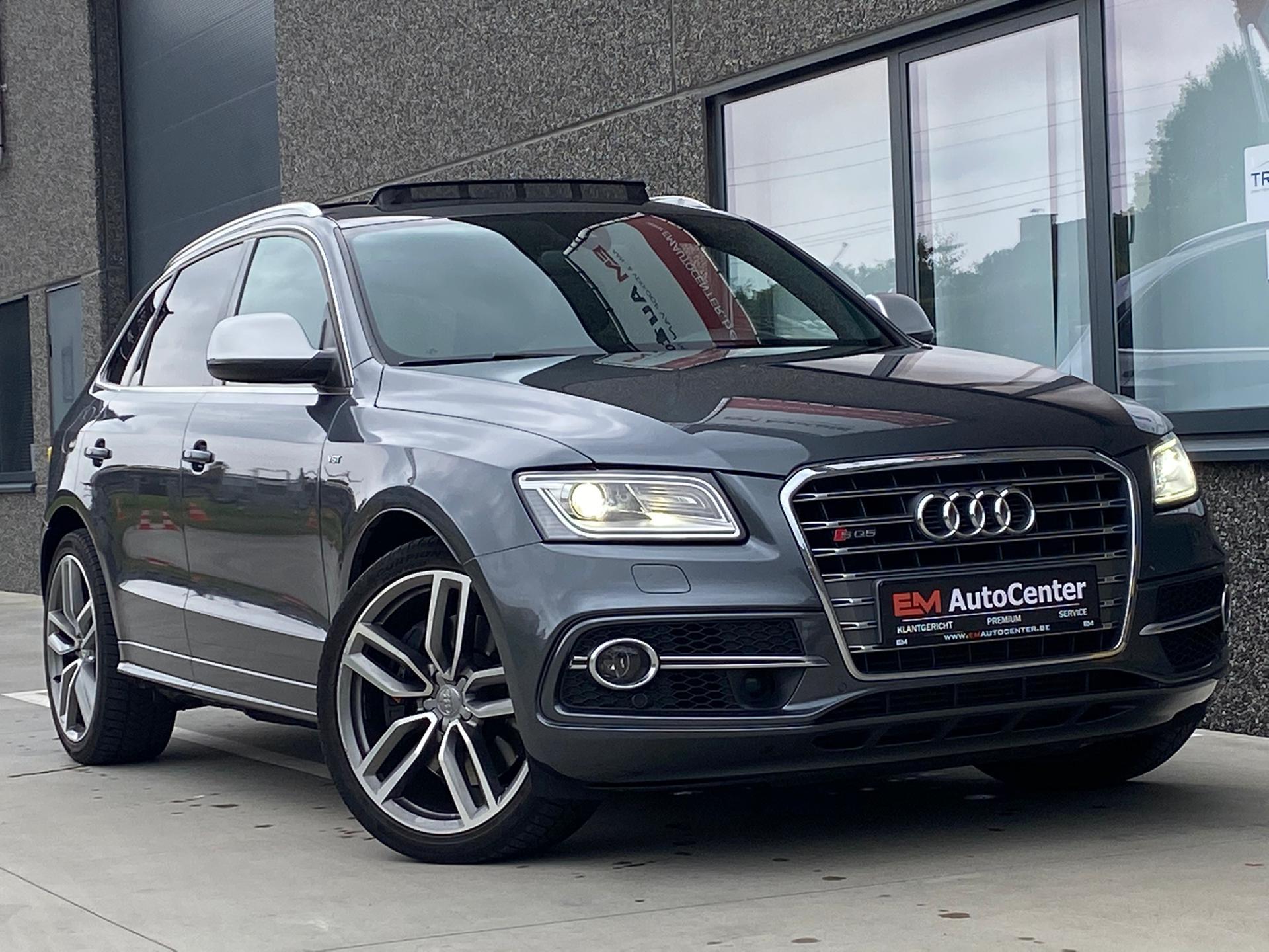 Audi SQ5 Pano