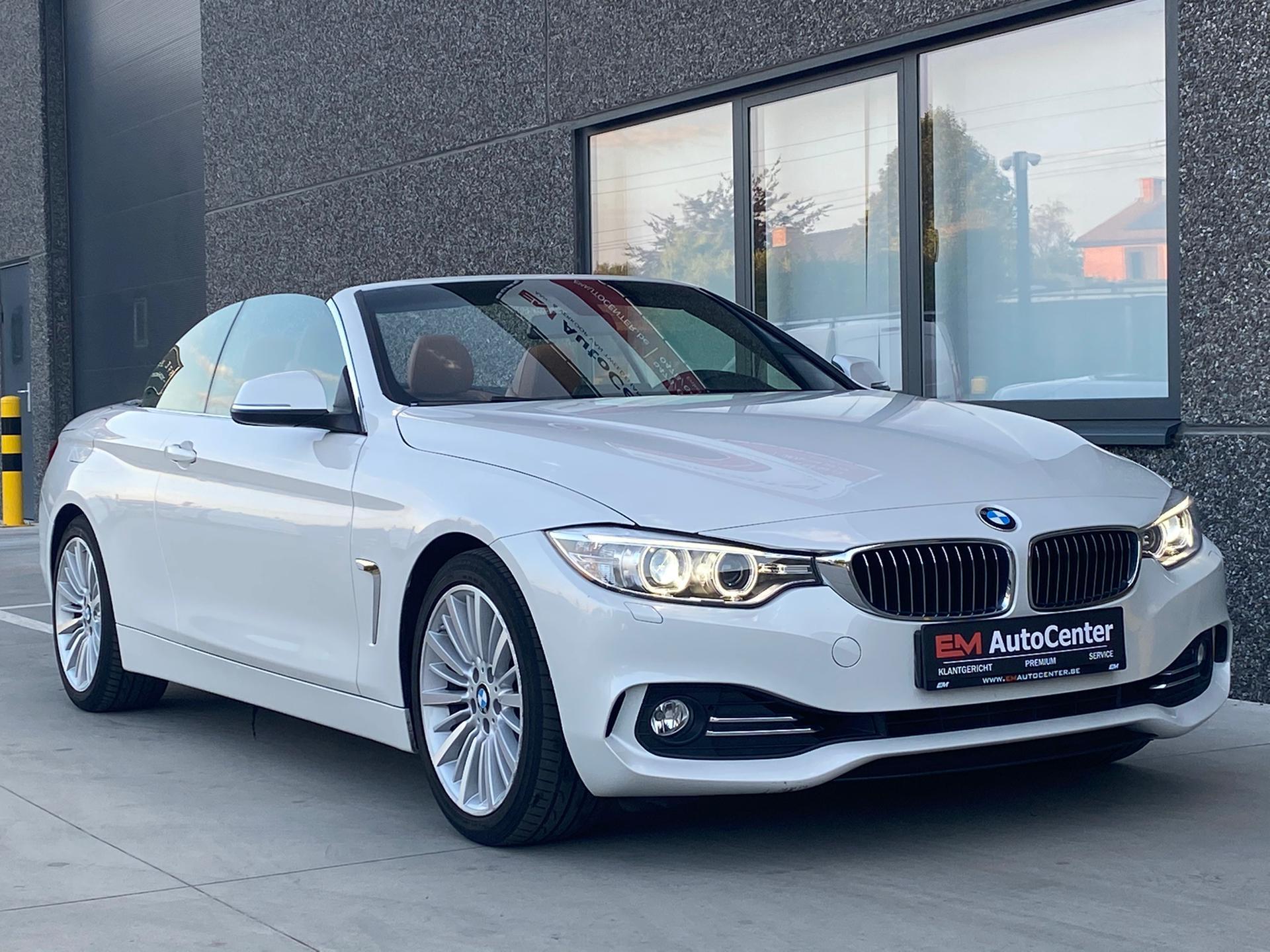 BMW 420iA Cabrio
