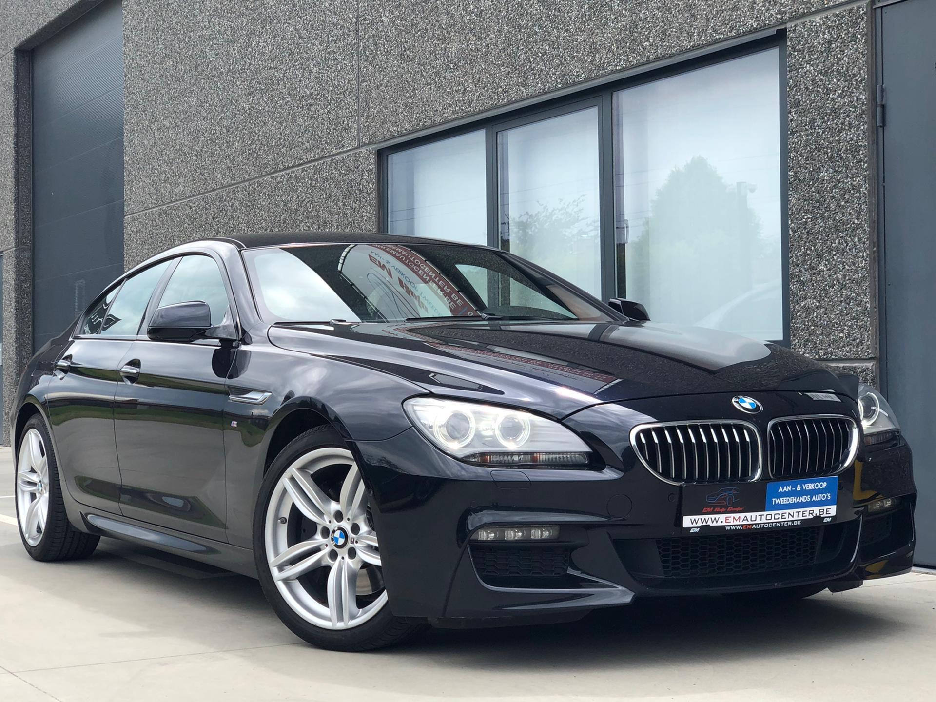 BMW 640 dAs Gran Coupe
