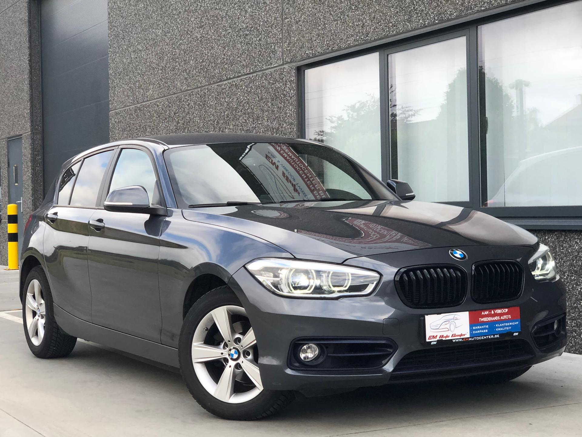 BMW 118d Facelift