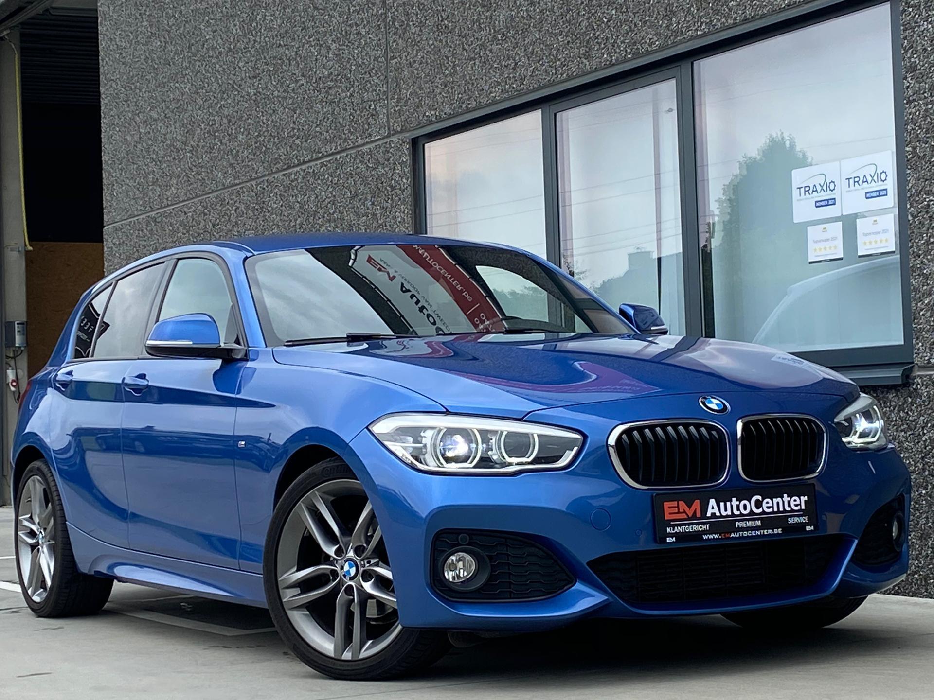 BMW 118i M-Pack