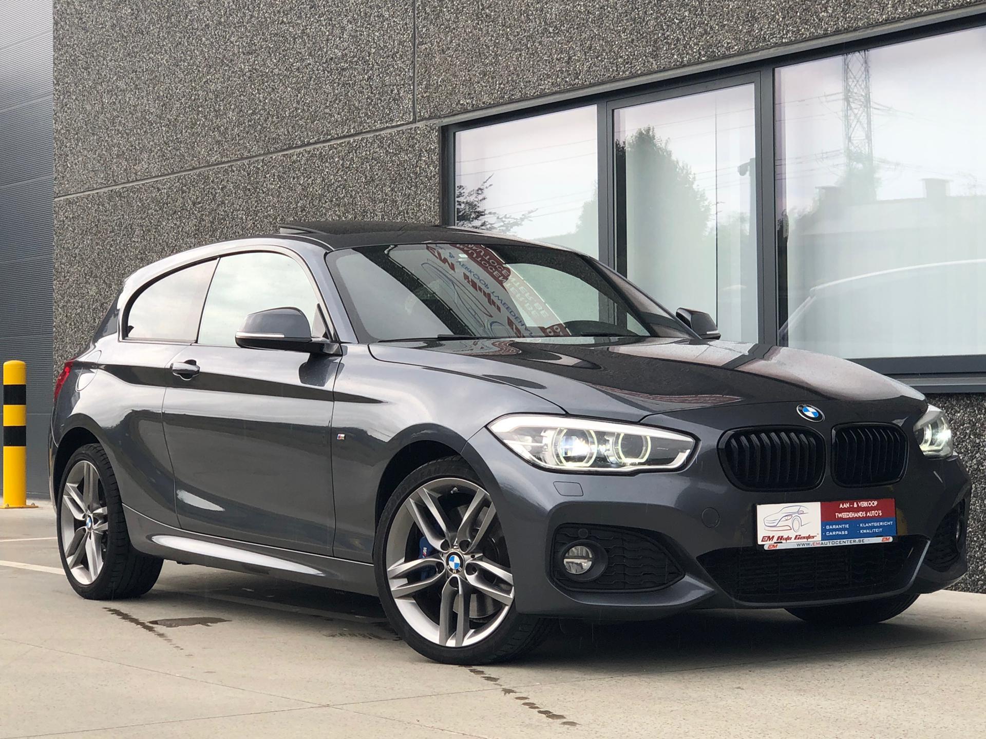 BMW 120 dAs xDrive