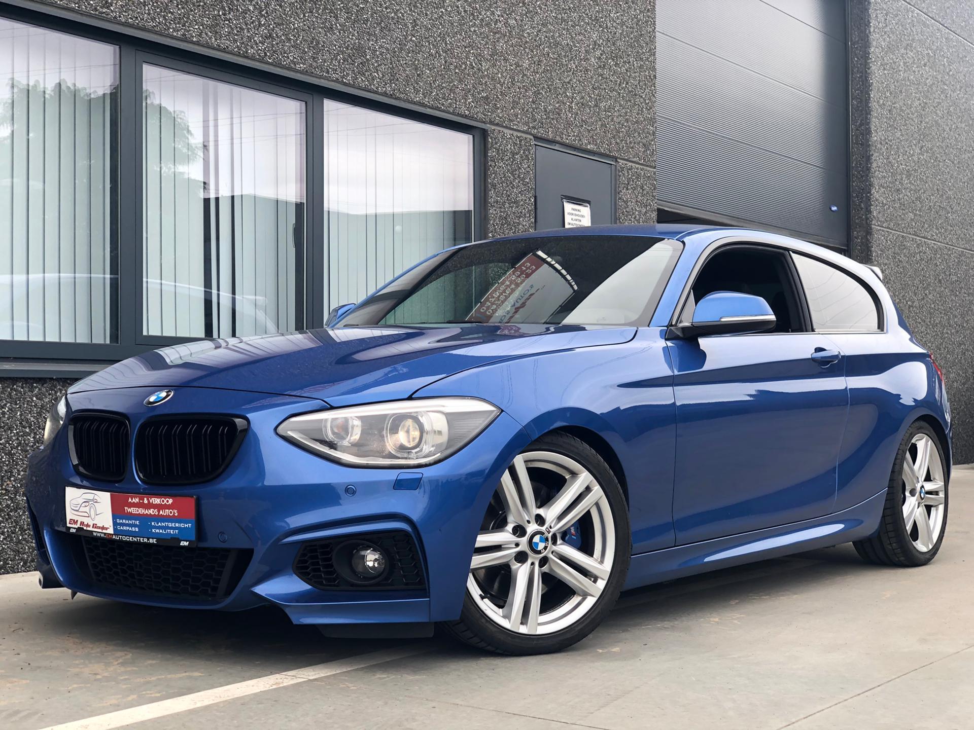 BMW 120 dAs