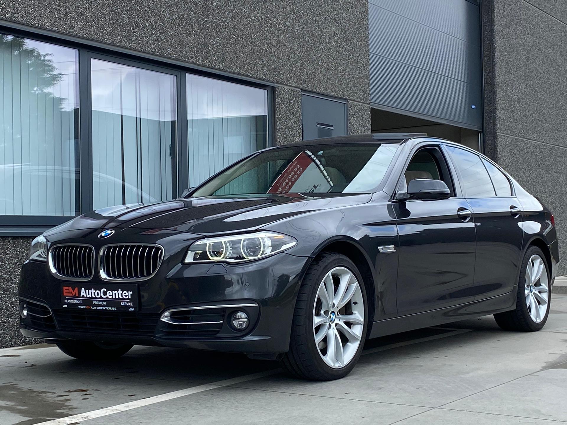 BMW 535 xDrive