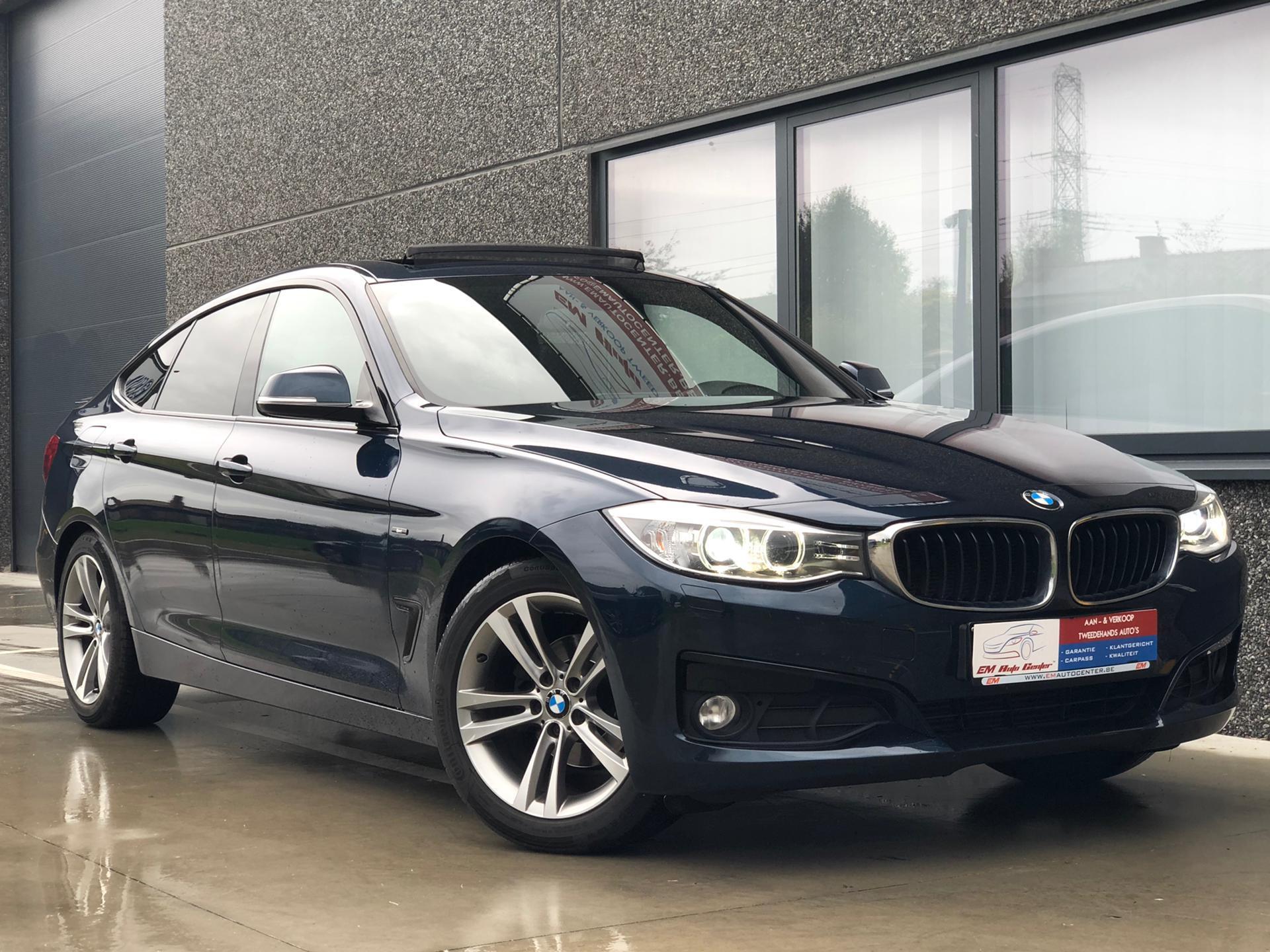 BMW 318 dA Grand Tourismo