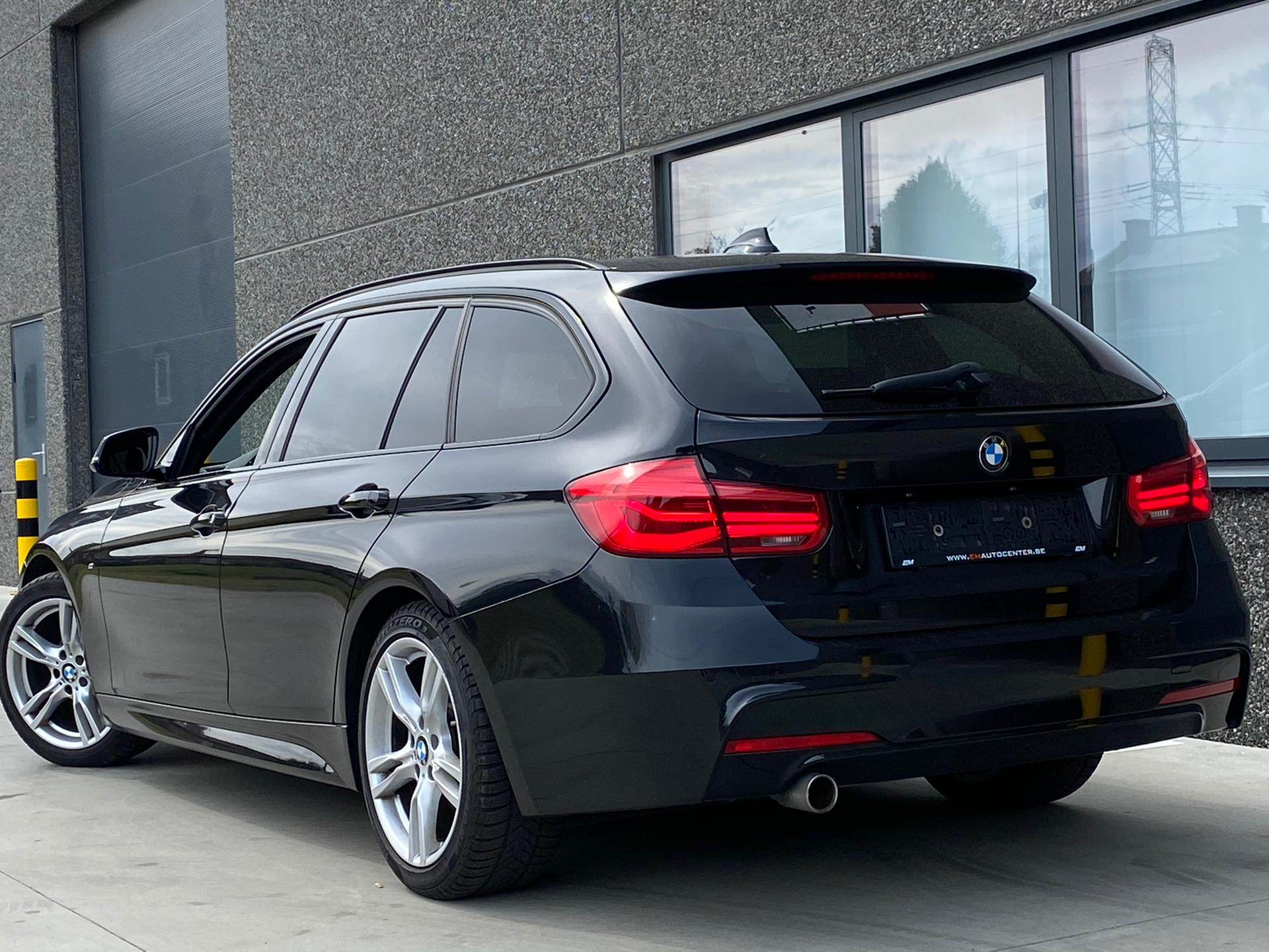 BMW 318 dA Facelift