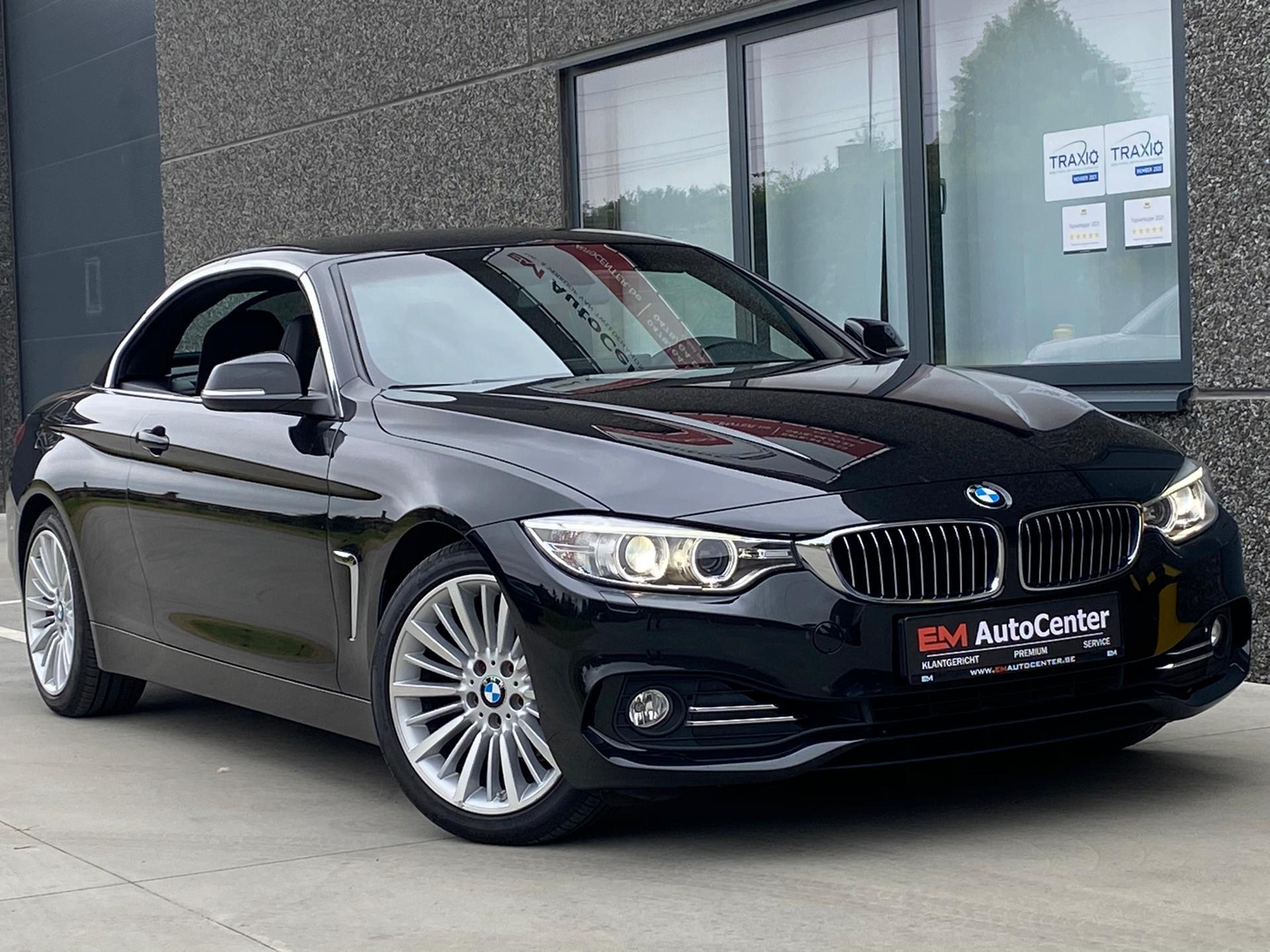 BMW 420 Cabrio
