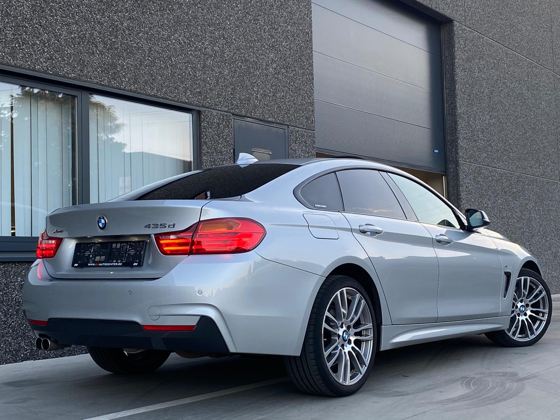 BMW 435 dAs