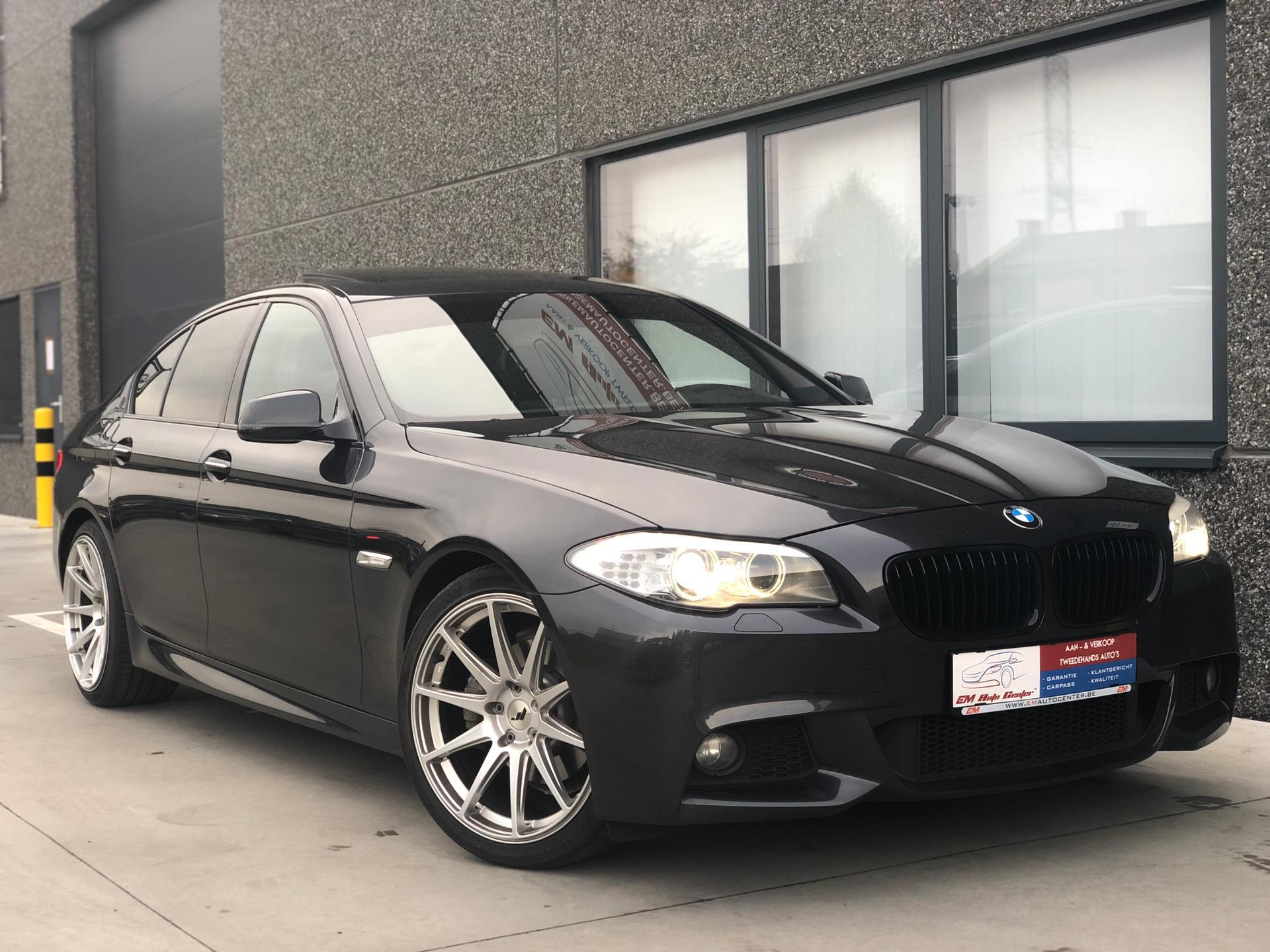 BMW 5 Serie M-Pack