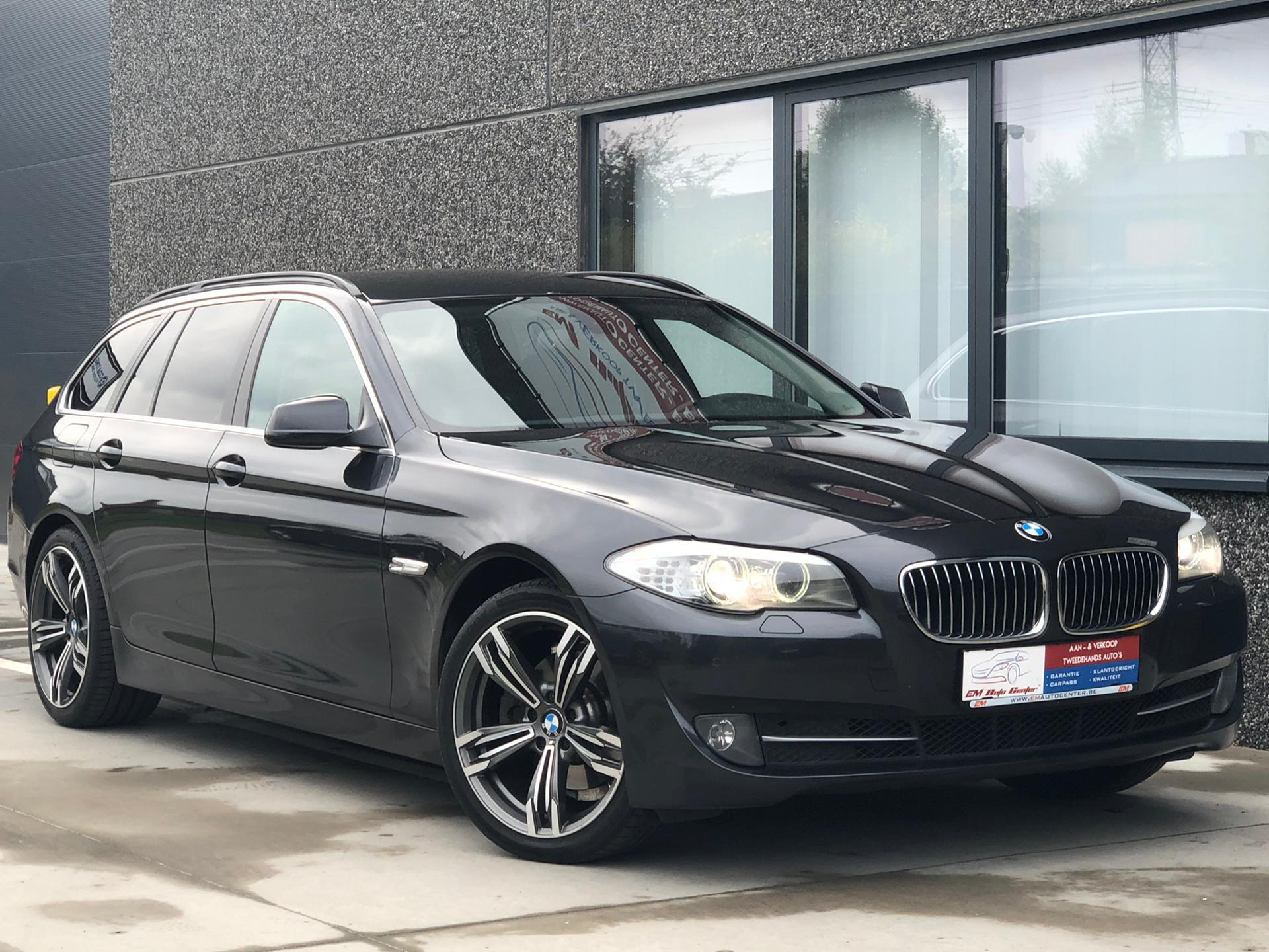 BMW 5 Serie Automaat
