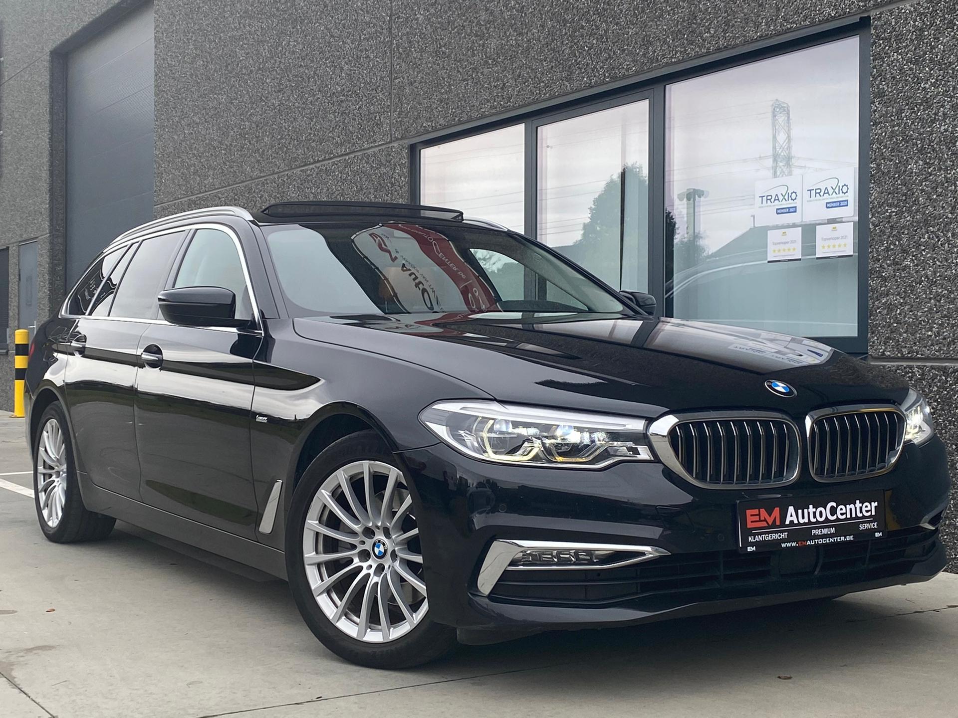BMW 520 dA Luxury