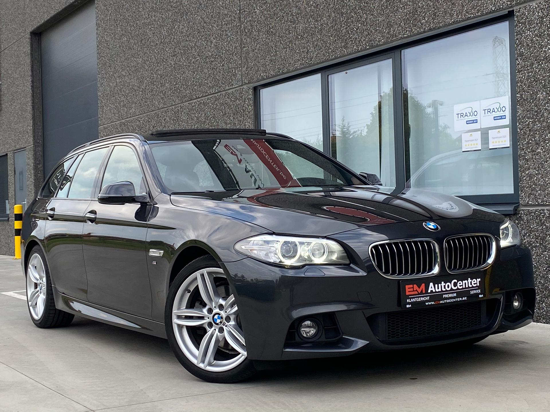 BMW 520 dA M-Pack