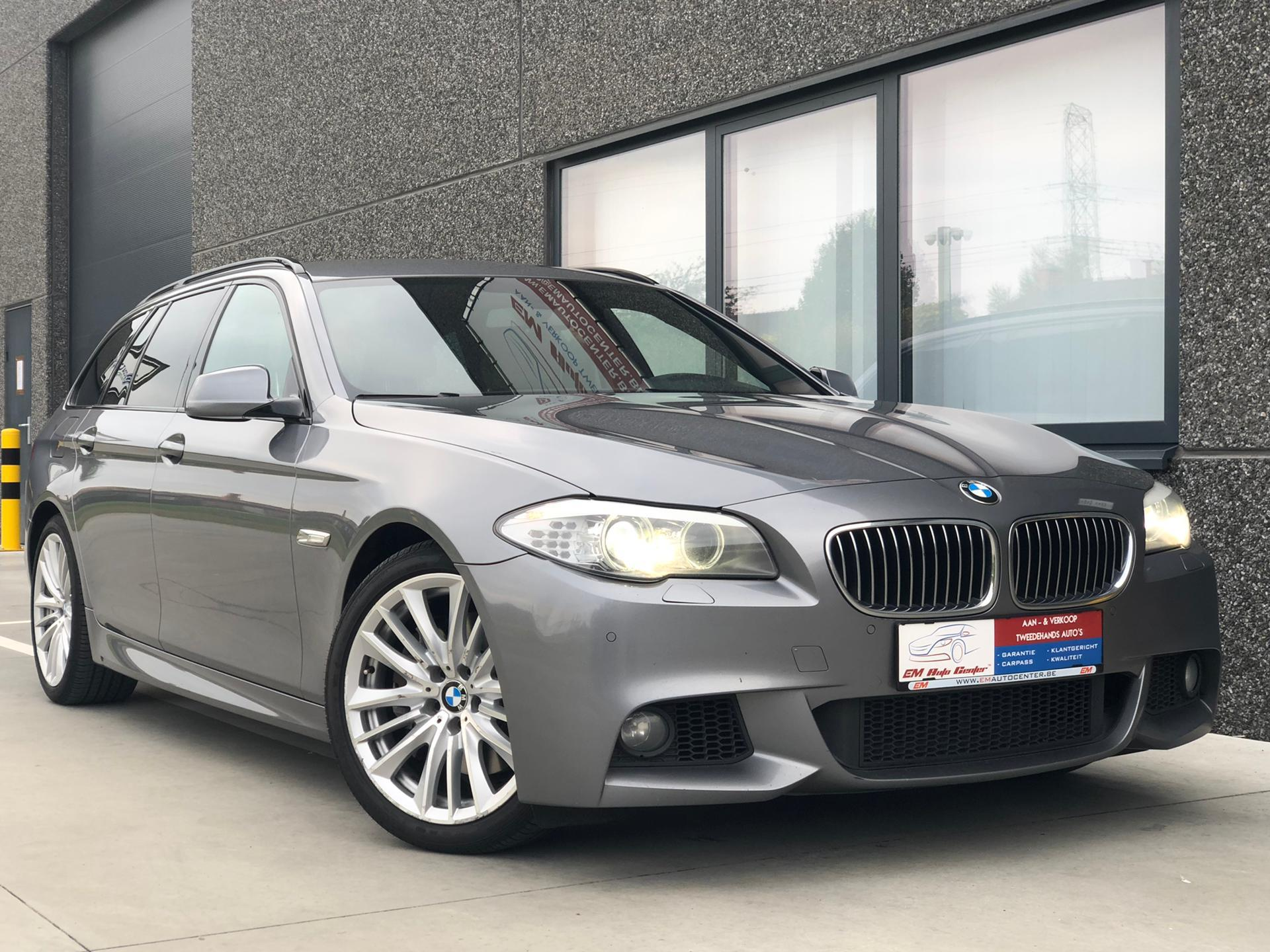 BMW 535 dAS