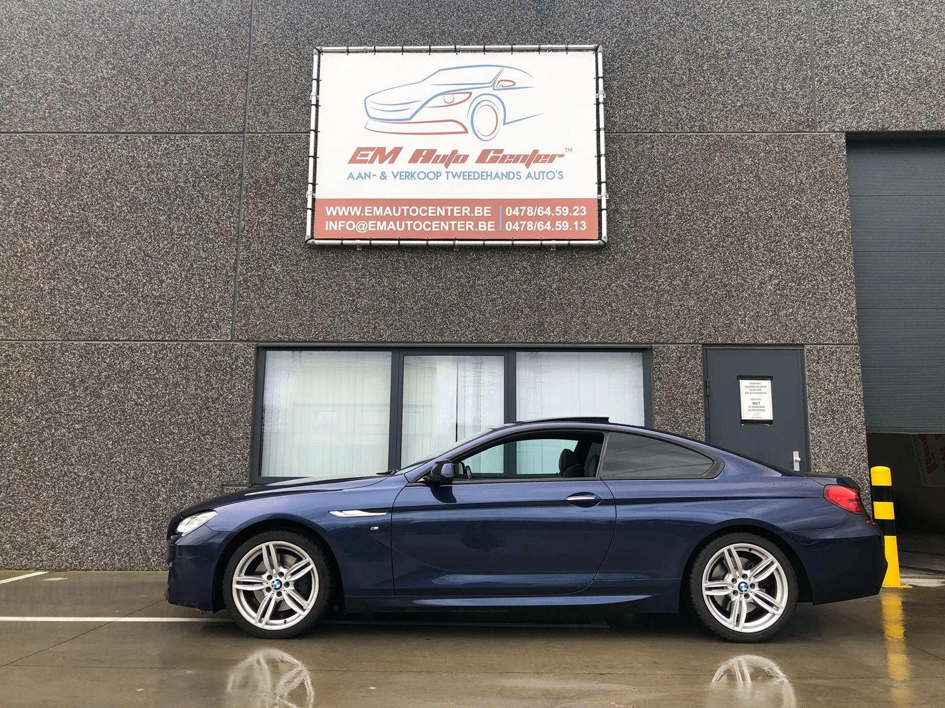 BMW 640 dAs