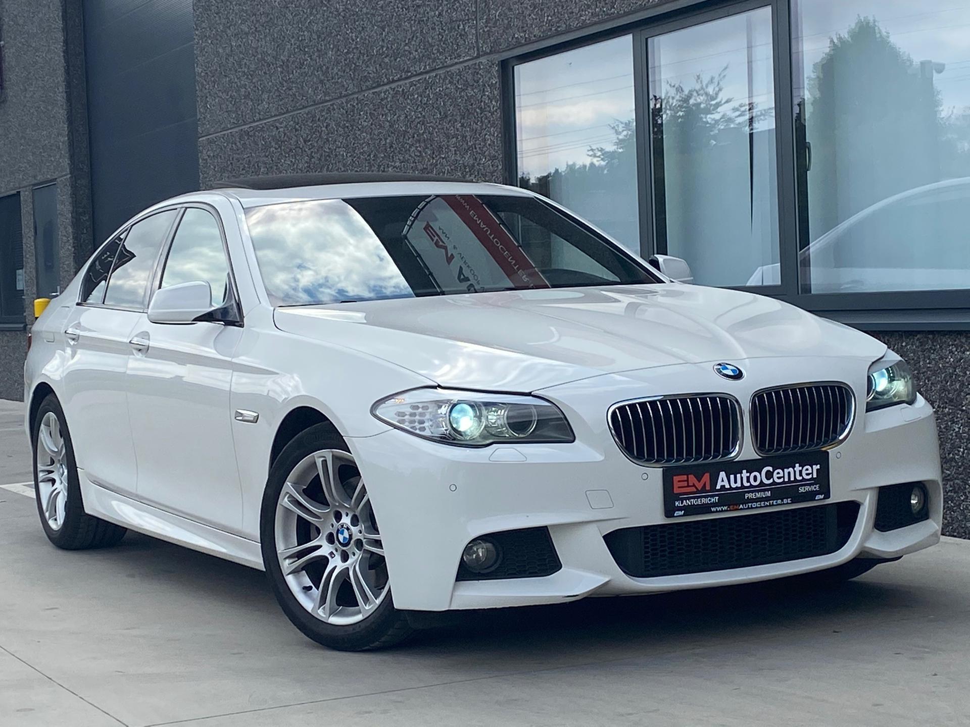 BMW 520d Berline