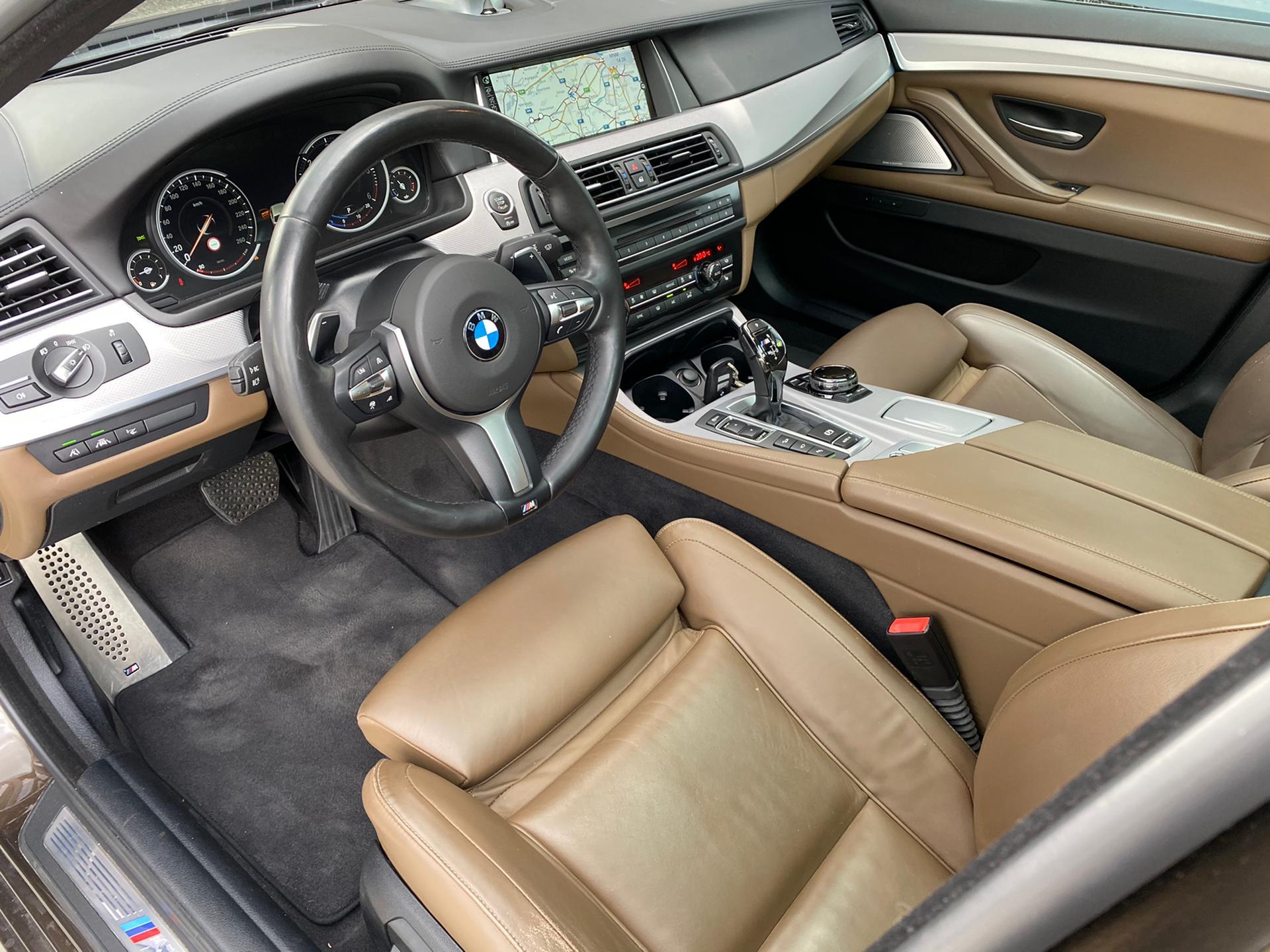 BMW M 550d