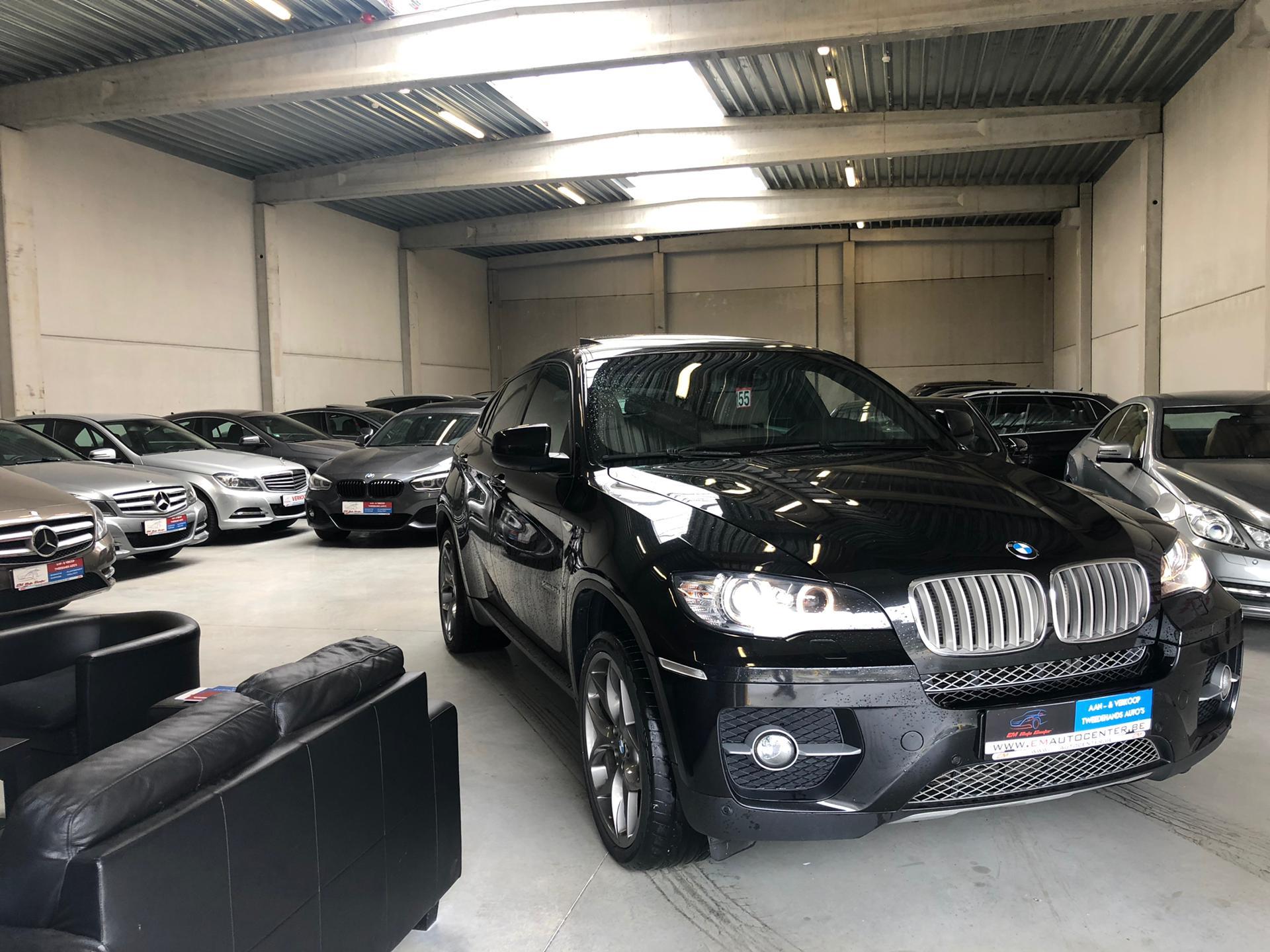 BMW X6 40 dA