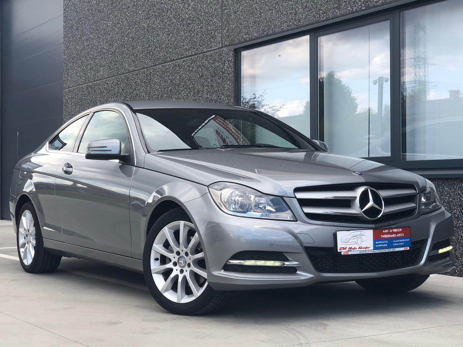 Mercedes C 220 Coupe Automaat