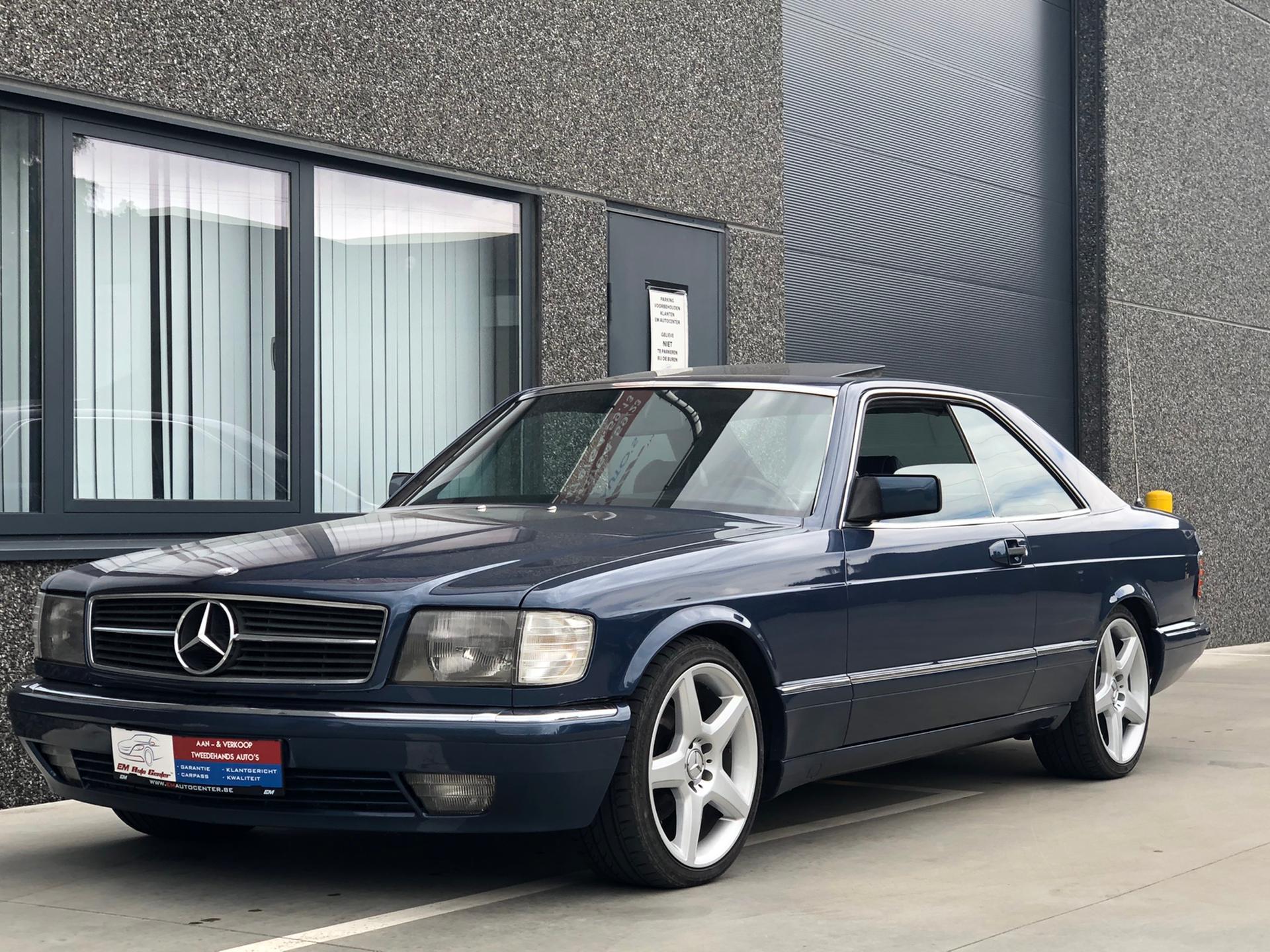 Mercedes 420 SEC