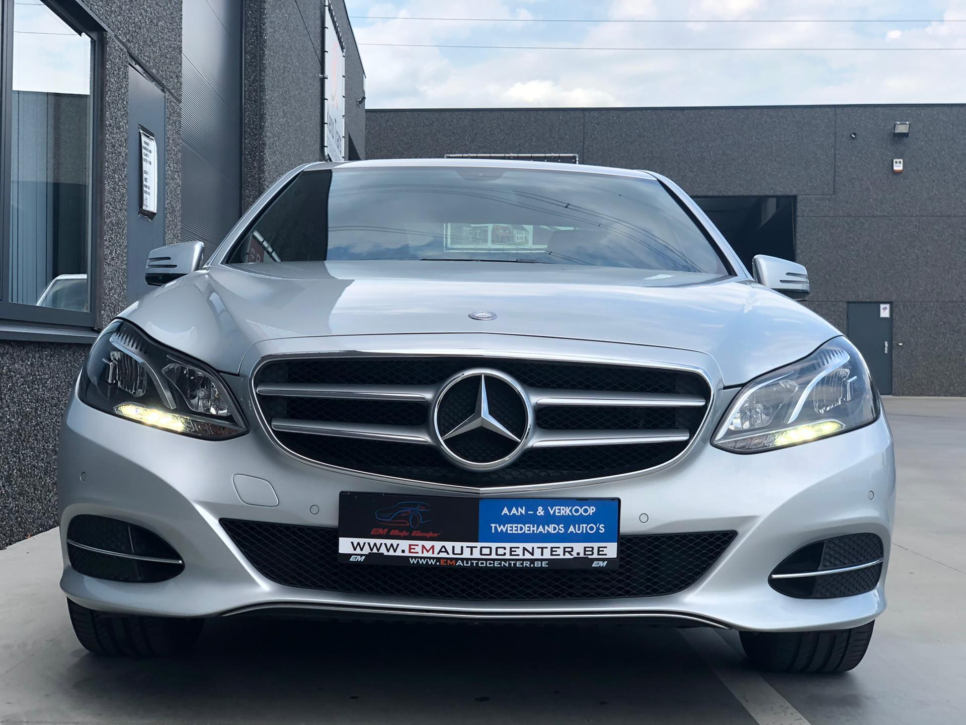 Mercedes E 200 Facelift