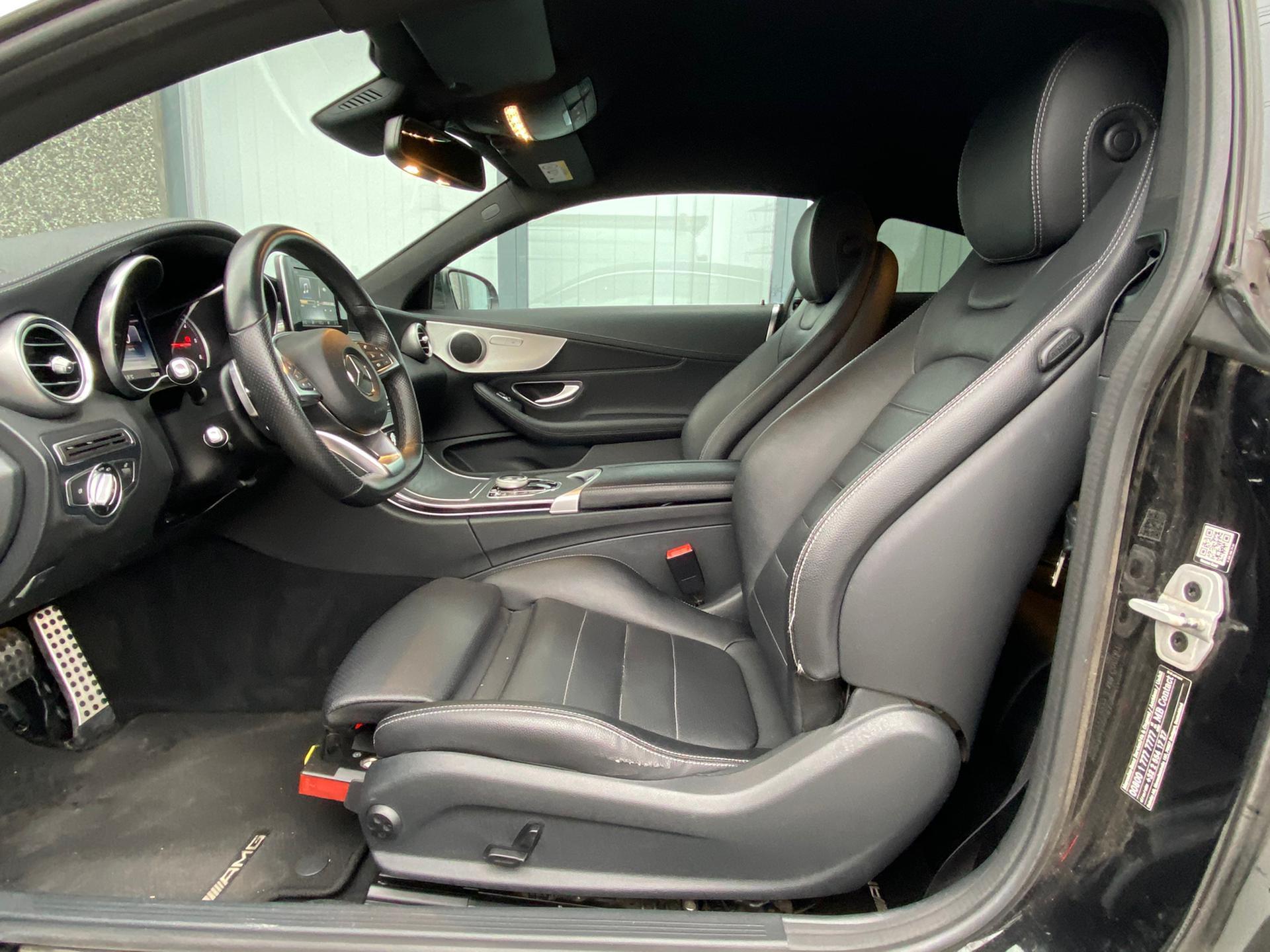 Mercedes C 220d Coupe