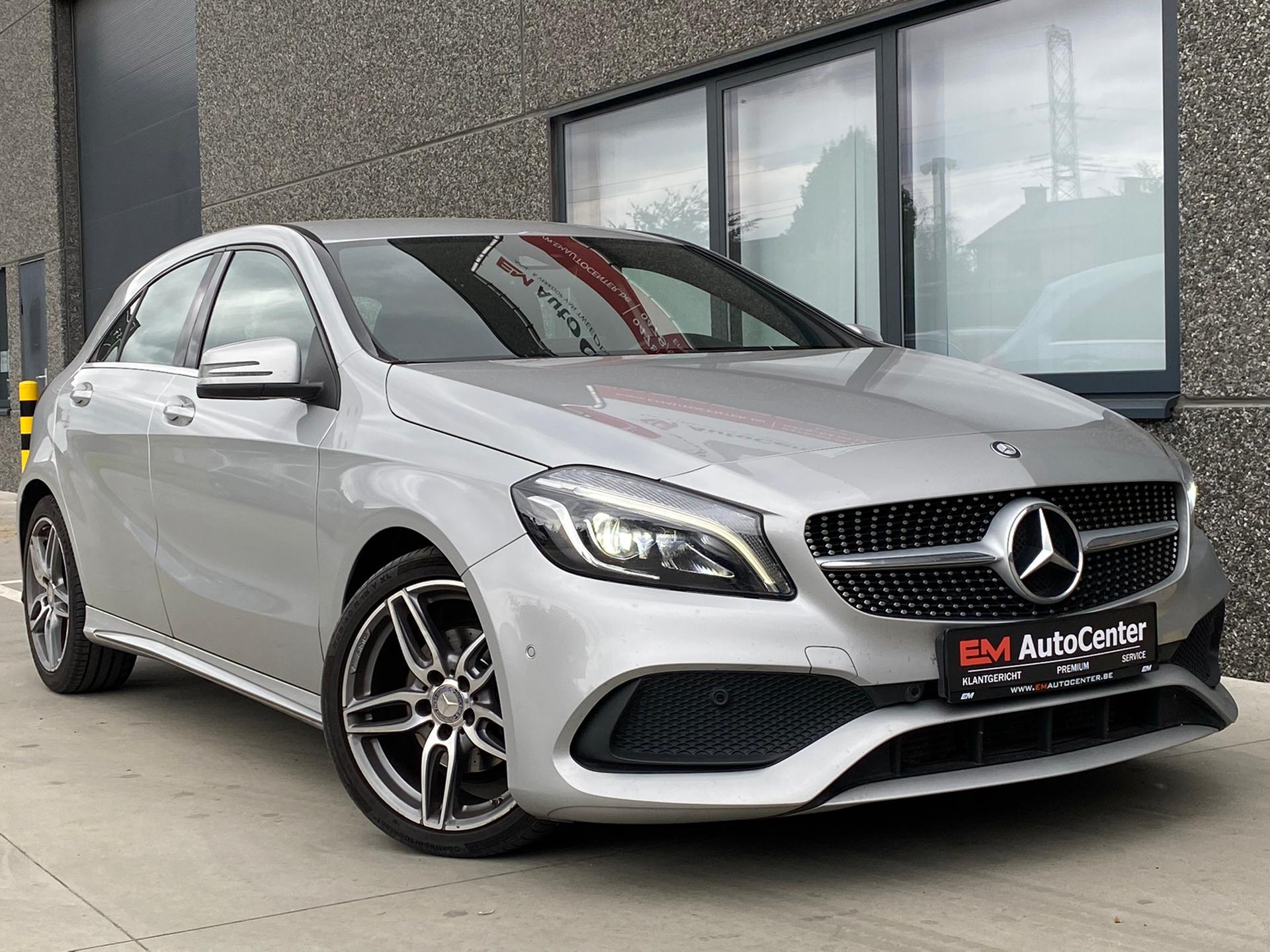 Mercedes A 180 Facelift