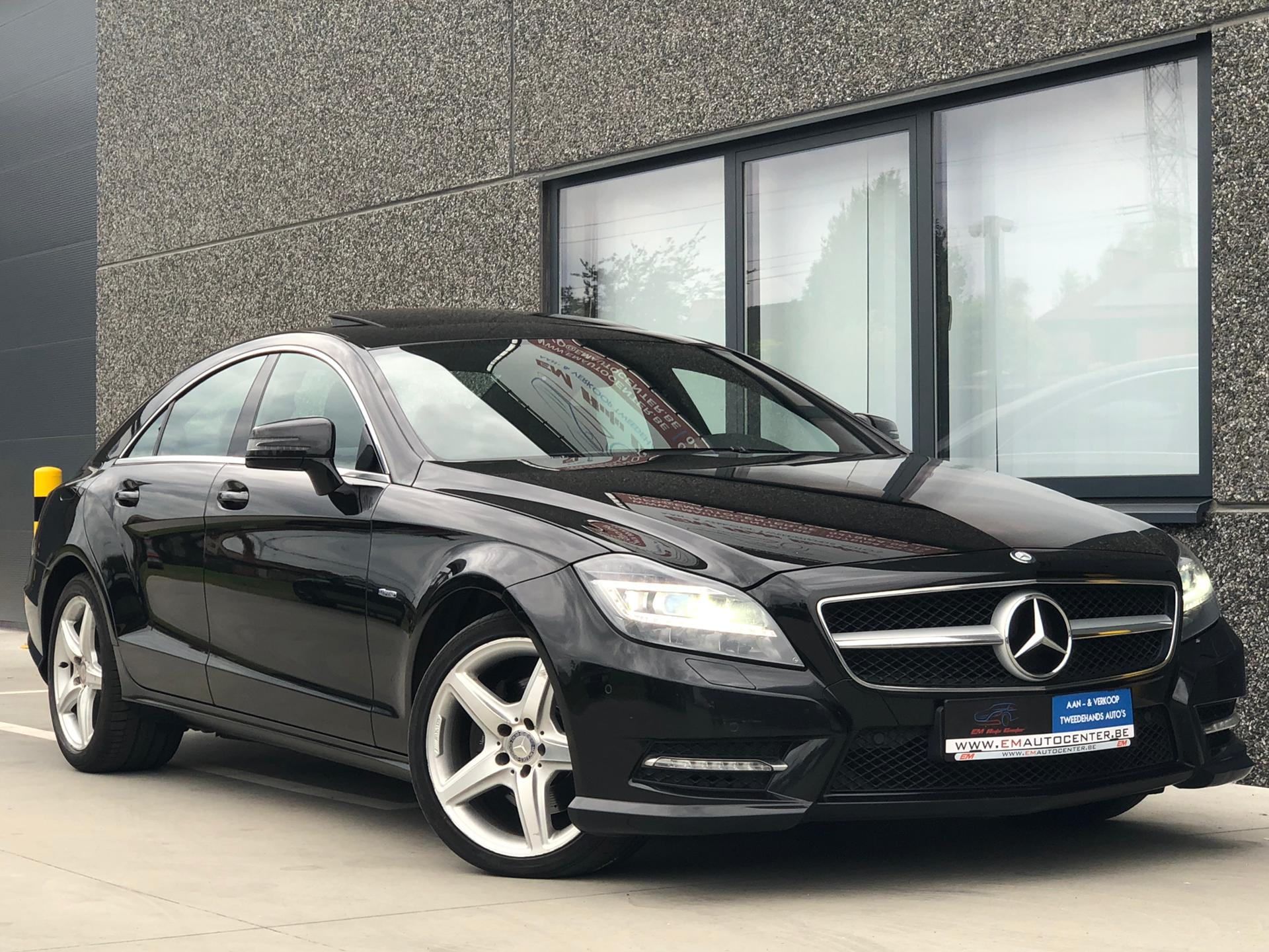 Mercedes CLS 350 AMG-Pack