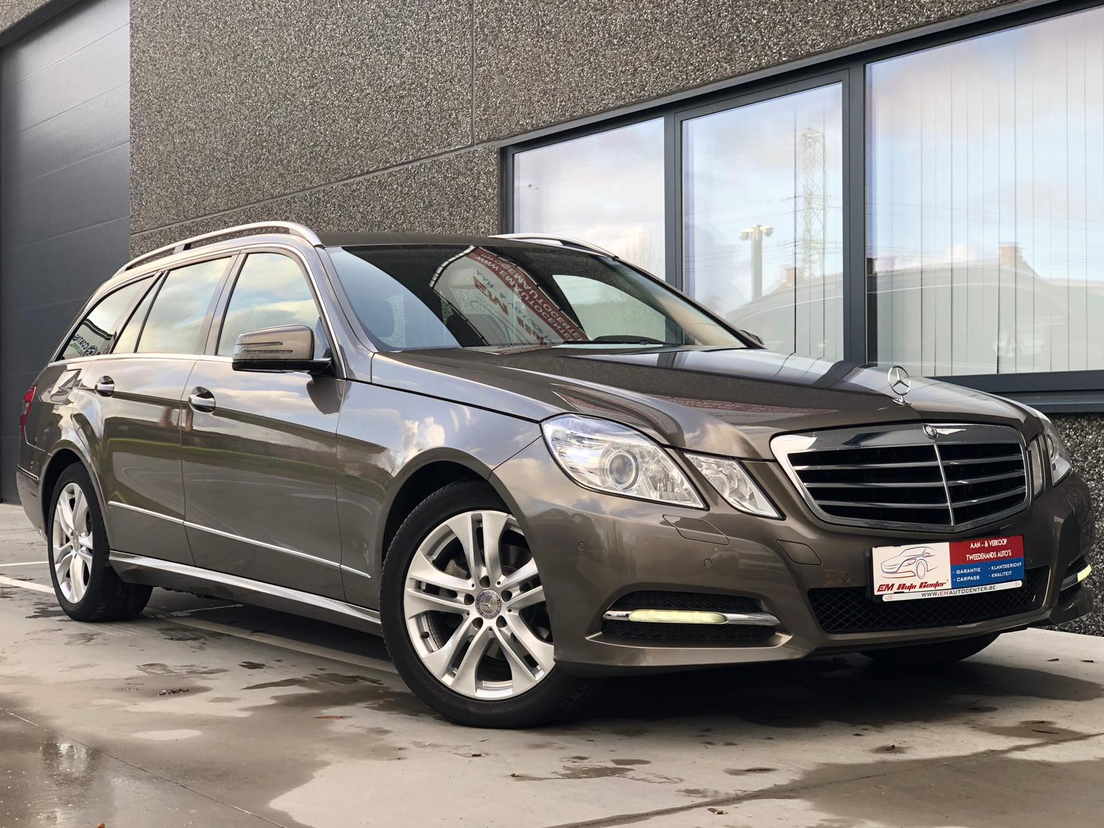 Mercedes E 220 Avantgarde