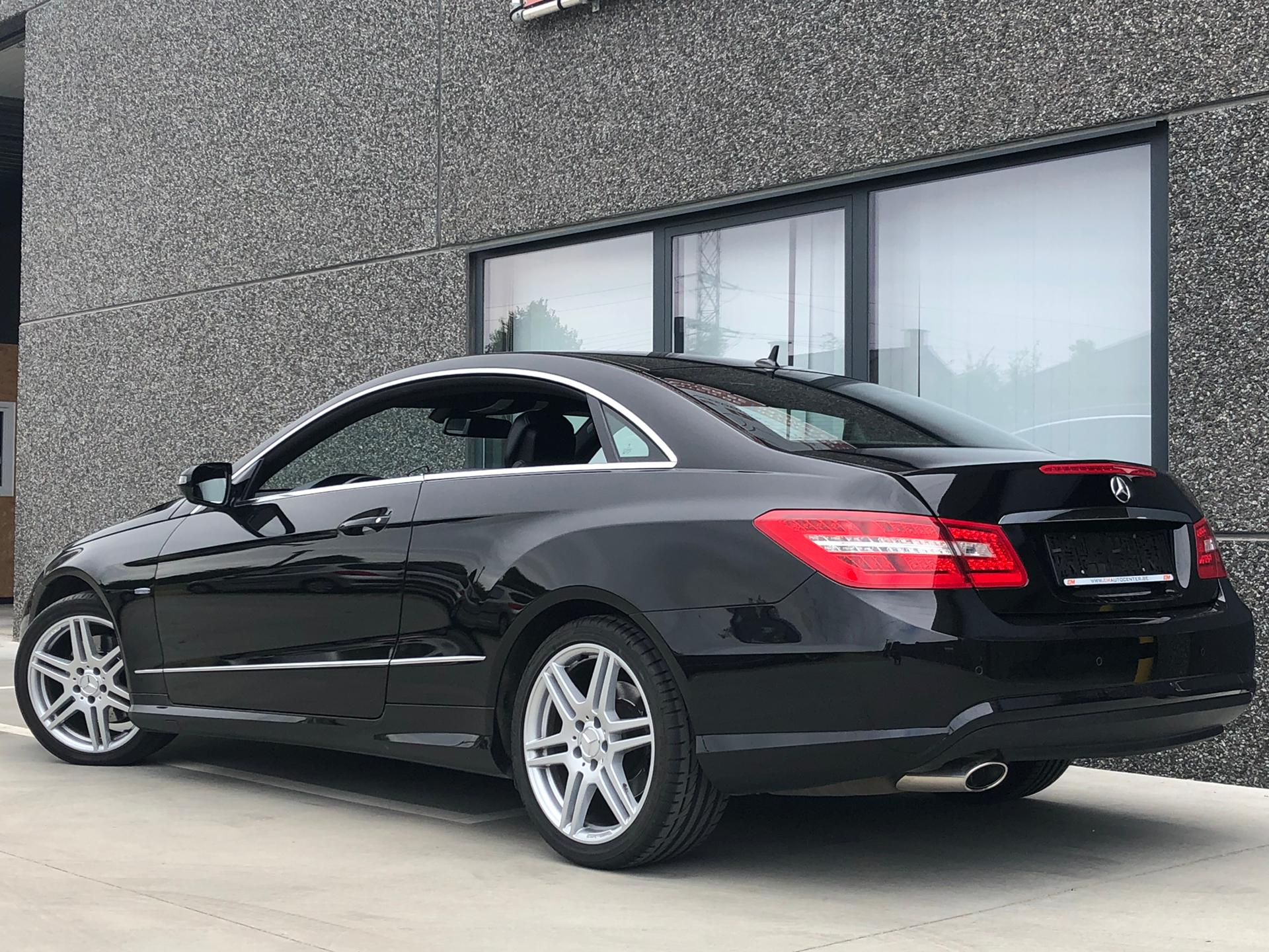 Mercedes E 250 Coupe AMG Pack
