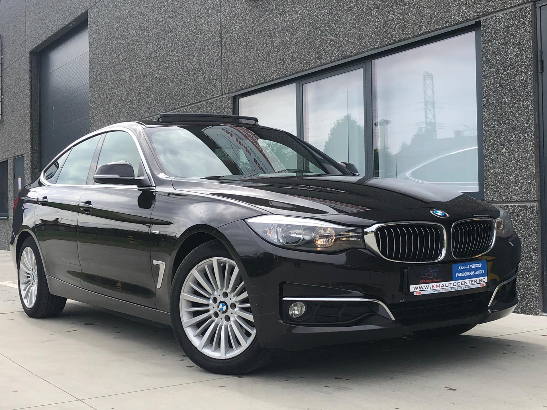 BMW 318 dA GT Luxury