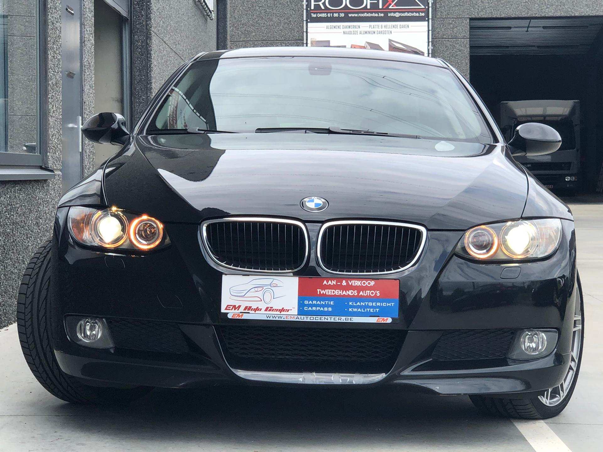 BMW 3 Serie Coupe